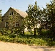 Продается дом в г. Молодечно. Живописное место - парк под окнами