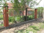 Предлагаем секции заборные,  доставляем бесплатно по Беларуси