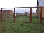 Предлагаем ворота и калитки,  доставка бесплатная