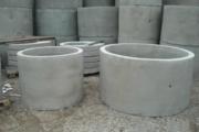 Железо- бетонные кольца для колодца и канализации. Доставка