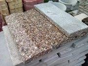 Крышки бетонные,  колпаки для столбов и парапета