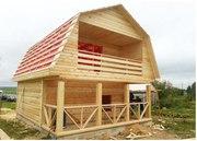 Продам недорого сруб Дома-Бани 6х7, 5 м с установкой в Чисти