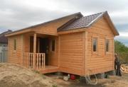 Строительство Бань,  срубов,  летних домиков