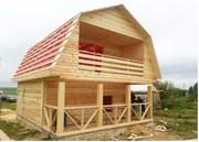 Дачный Дом из бруса сруб 6х7 установка-доставка
