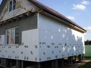 Утепление домов,  коттеджей,  балконов,  террас Молодечно и рн