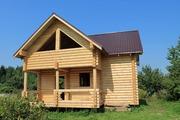 Строительство деревянных Домов и Бань из сруба: в Молодечно