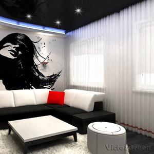 Дизайн интерьера дома,  квартиры. 3д визуализация