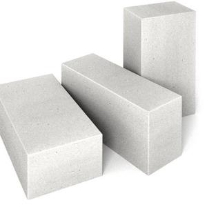 Блоки газосиликатные кат.1Д-500