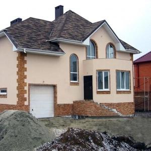 Стоительство домов из блоков под ключ в Молодечно и р-не