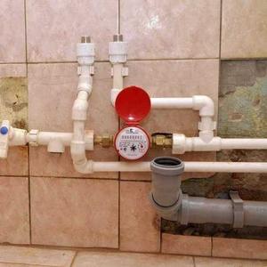 Монтаж холодного и горячего водоснабжения Молодечно и рн