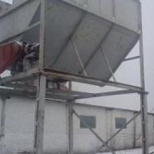 Бункер для отжима сусла