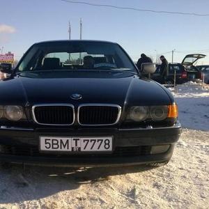 BMW серия 7 - продается