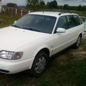 Продам Audi a6.