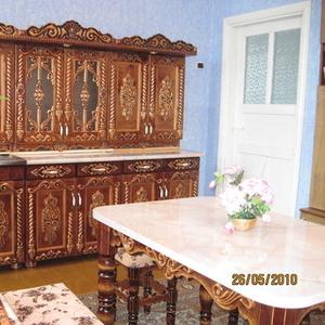 Продаётся кухонный гарнитур(ольха)