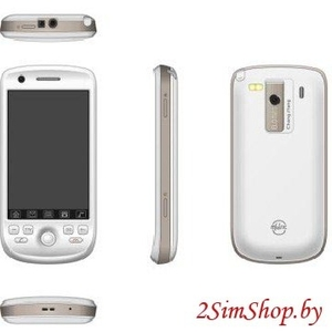 HTC W007,  2 сим-карты