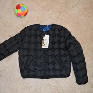 Новая утеплённая женская куртка