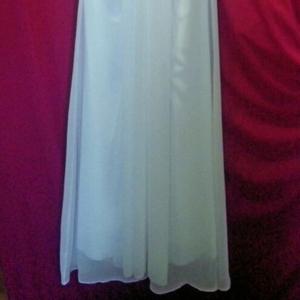 Свадебное платье на высокую девушку 46-48р.