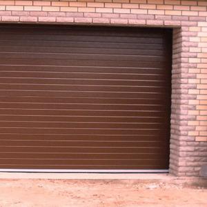 Ворота подъемные и распашные в гараж