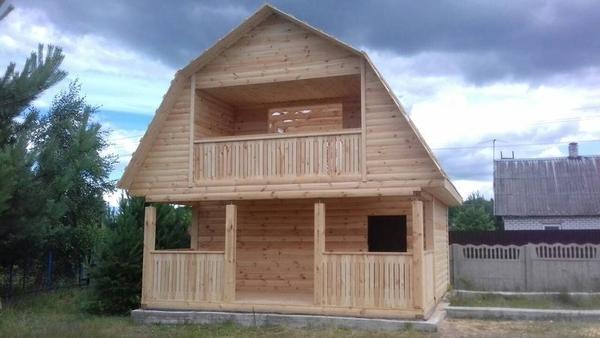 Строим Дома за 10 дней недорого. Ровные руки 100% 4