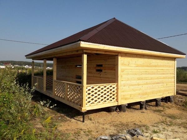 Строим Дома за 10 дней недорого. Ровные руки 100% 9