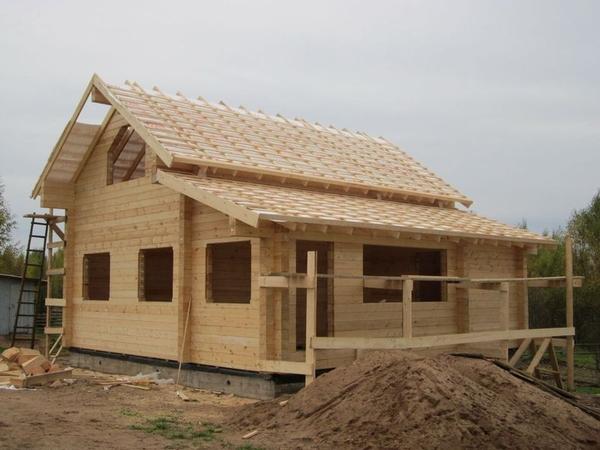 Строим Дома за 10 дней недорого. Ровные руки 100% 10