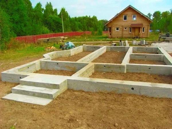 Фундамент,  Подьем Домов,  Строим дома под ключ в Молодечно 2