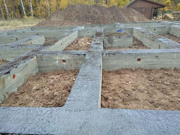 Фундамент,  Подьем Домов,  Строим дома под ключ в Молодечно 4