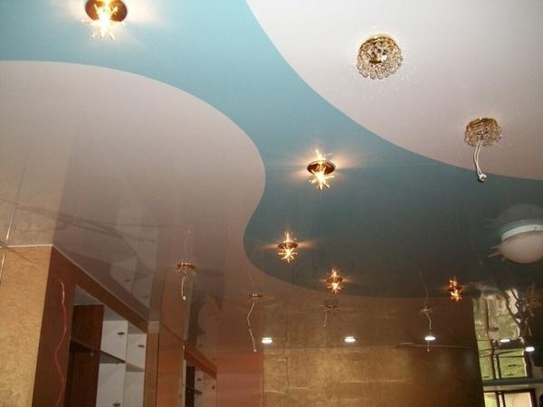 Натяжные потолки. монтаж в Молодечно и районе 2