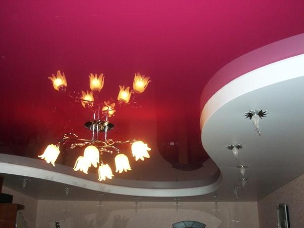 Натяжные потолки. монтаж в Молодечно и районе 3