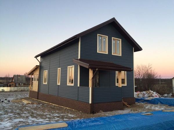 Строительство домов,  коттеджей,  каркасных домов и бань