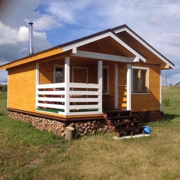 Строительство домов,  коттеджей,  каркасных домов и бань 4