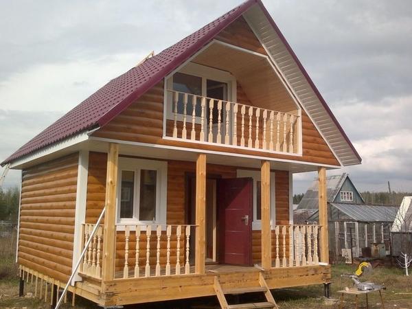 Строительство домов,  коттеджей,  каркасных домов и бань 5