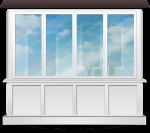Окна,  двери,  потолки. 6