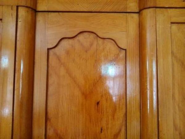 Шкаф дубовый 3