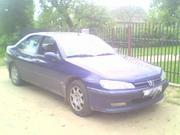 пежо 406,  1998г.в.,  2, 1 TDI,  синий седан, 230 тыс км